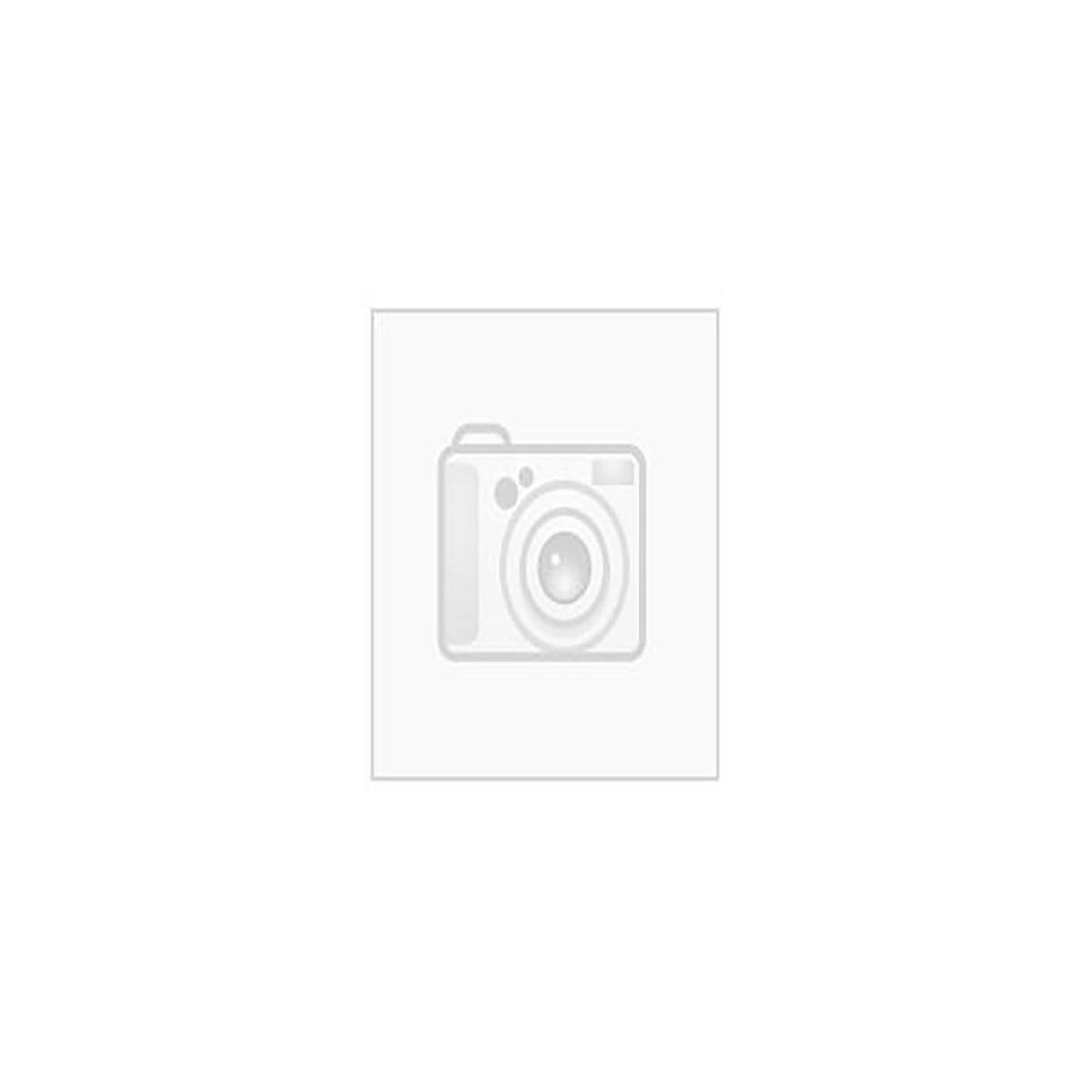 INR Bow Håndkletørker Svart/Mattbørstet